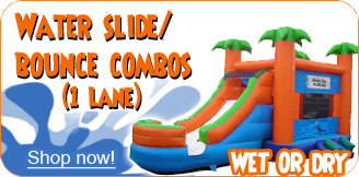 Water Slide rentals 1 lane