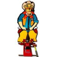 Cowboy Bell Ringer