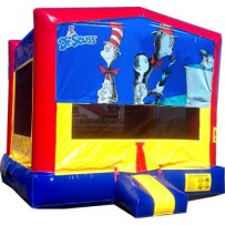 (C) Cat in the hat Bounce House