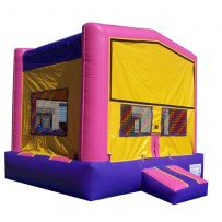 (A1) Modular Bounce House (Girl)