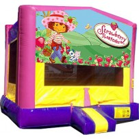(C) Strawberry Shortcake Bounce House