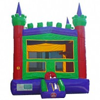(A1) Modular Castle Bounce House