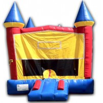 (A) Modular Castle Bounce House