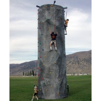 (D) Rock Wall